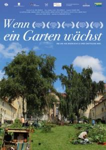 Plakat zum Filmes: Wenn ein Garten wächst